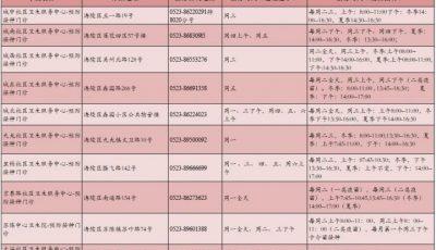 泰州九价宫颈癌疫苗接种怎么预约(附预约电话)缩略图