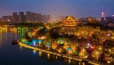 泰州凤城河景区游玩攻略缩略图