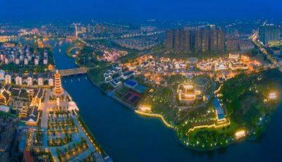 泰州凤城河风景区怎么样?好玩吗?缩略图