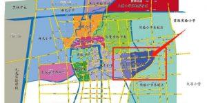 泰州市城东小学经东校区招生范围(附学区划分图)缩略图